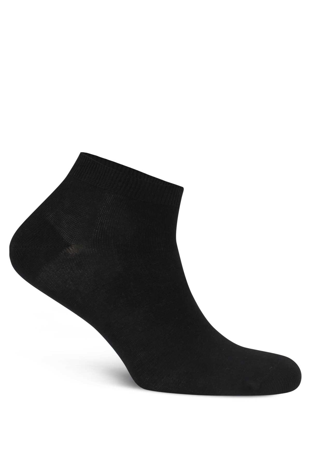 Aytuğ Kabartmalı Komet Patik Erkek Çorap - Thumbnail