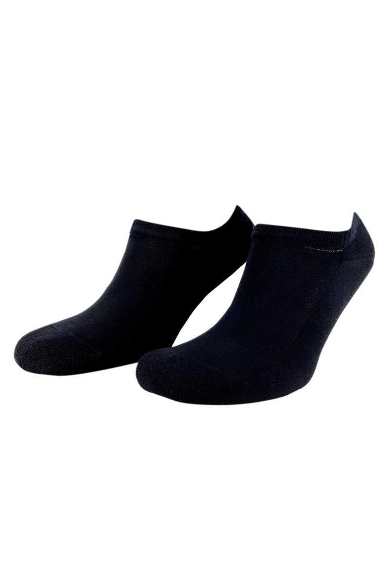 Likya Kadın Karde Sneakar Çorap Taban Altı Havlu - Thumbnail