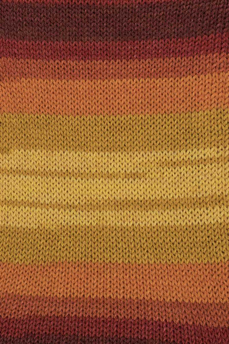 Ören Bayan Merino Gold Batik El Örgü İpi 100gr - Thumbnail