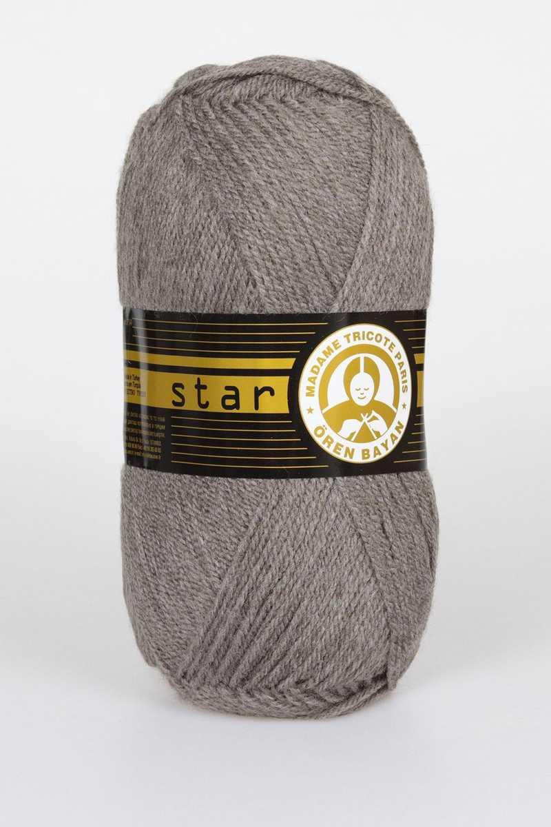 Ören Bayan Star El Örgü İpi 100gr - Thumbnail