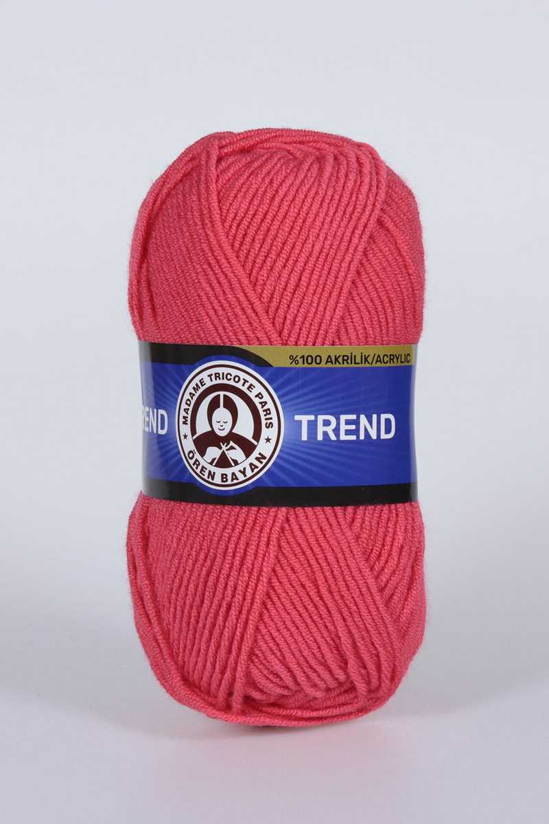 Ören Bayan Trend El Örgü İpi 100gr - Thumbnail