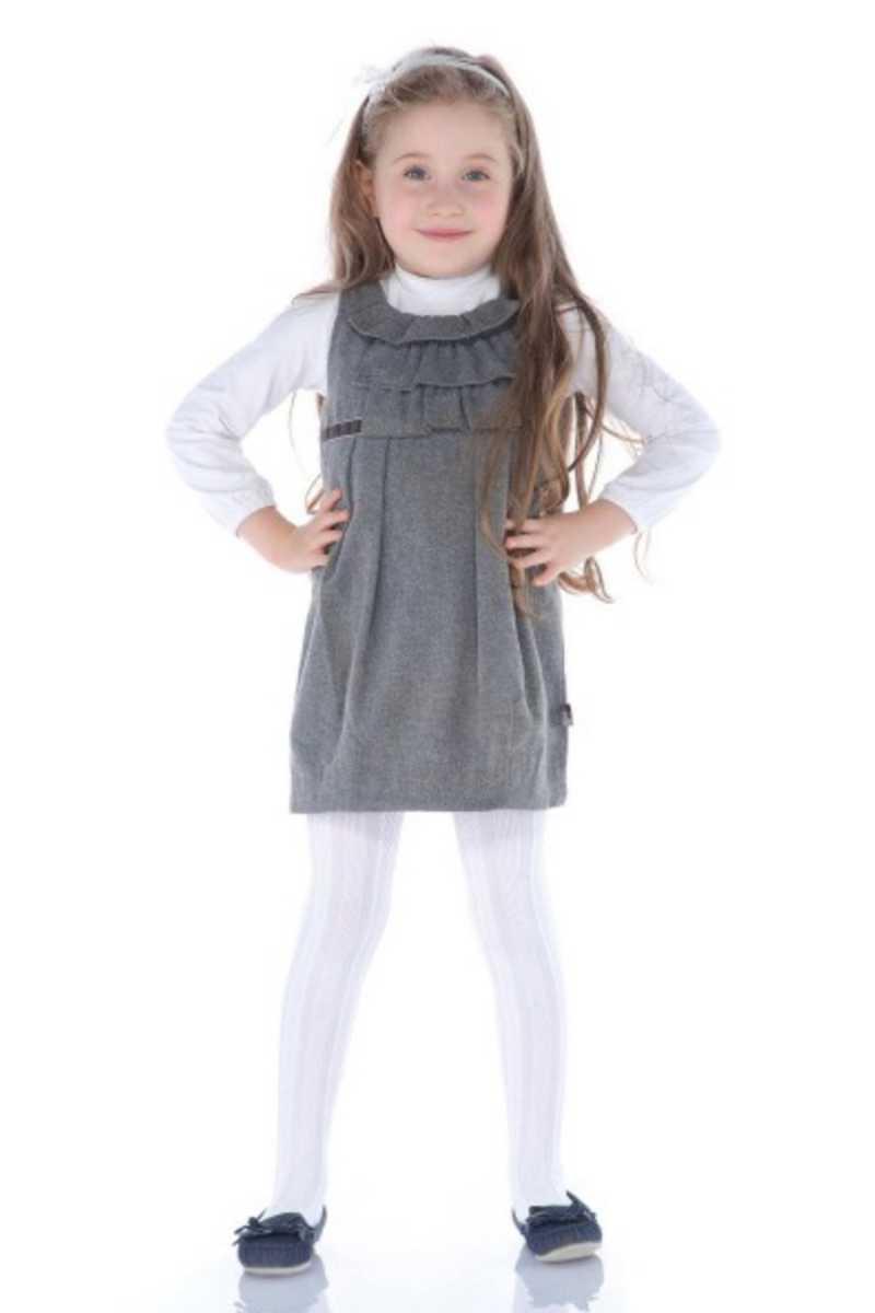 Penti Kız Çocuk İnce Külotlu Çorap Gilda - Thumbnail