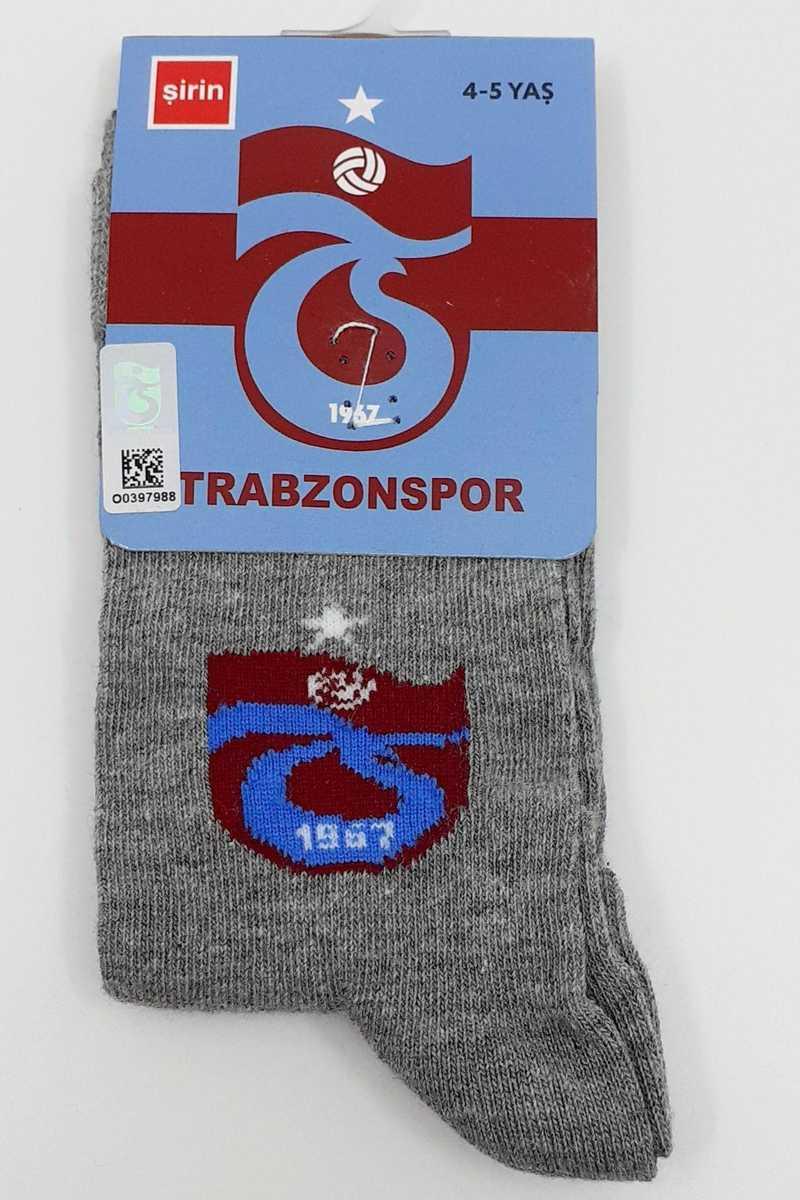 Şirin Erkek Çocuk Soket Çorap Trabzonspor (SIRIN1665) - Thumbnail