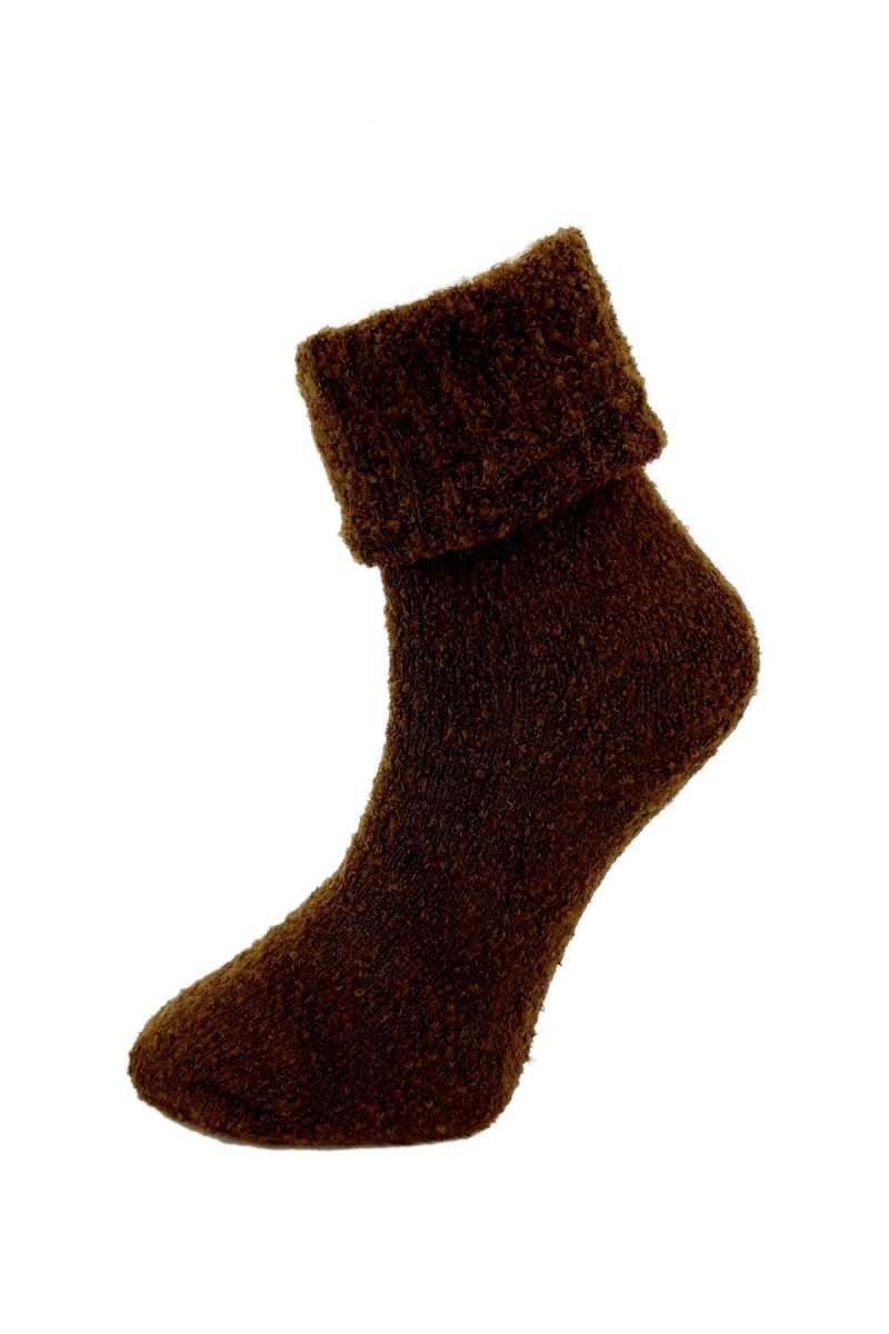 Şirin Kadın Soket Çorap Klasik Buklet - Thumbnail