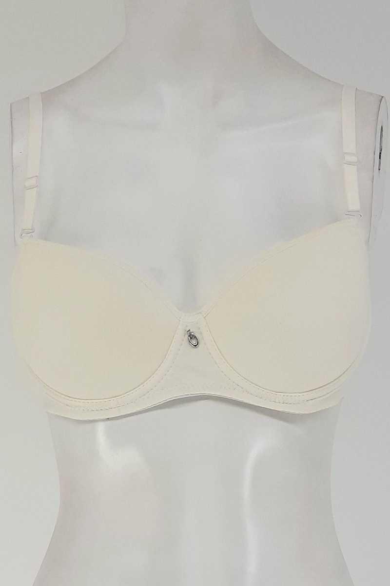 Turap Tekstil Kadın Desteksiz Sütyen Soft Slim Kap Klasik - Thumbnail
