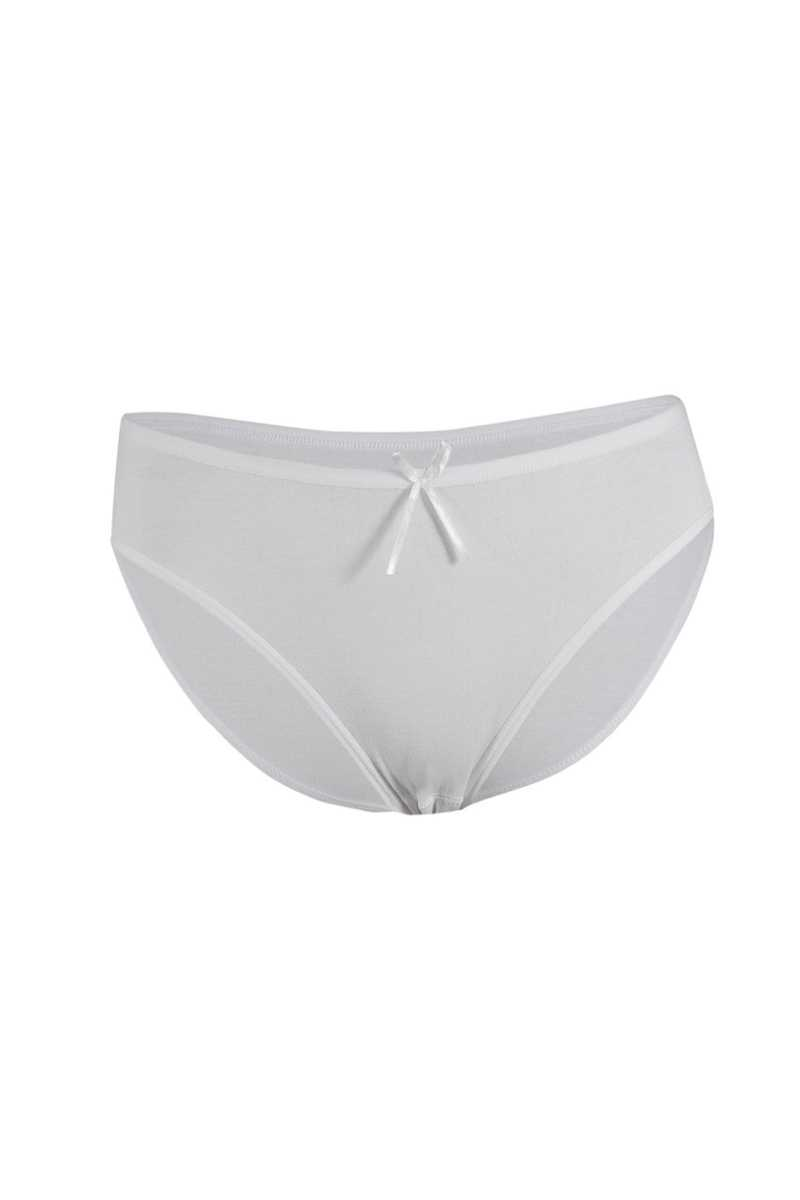 Yıldız Kadın Bikini Slip Külot Likralı (YILDIZ3555)